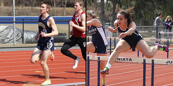 Track Teams Compete at Jim Taylor Invite