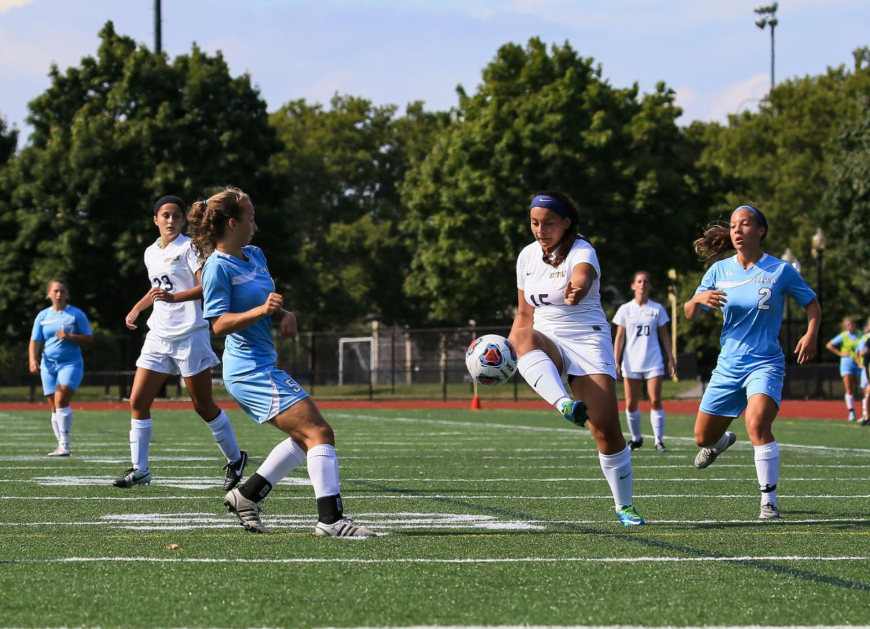 Women's Soccer Visits Wheelock Wednesday