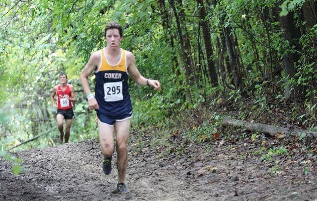 Cobras XC Battles at Winthrop Invitational
