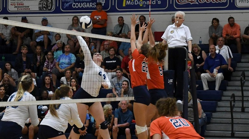 Volleyball Gets Crucial Kills, But Falls to Snead