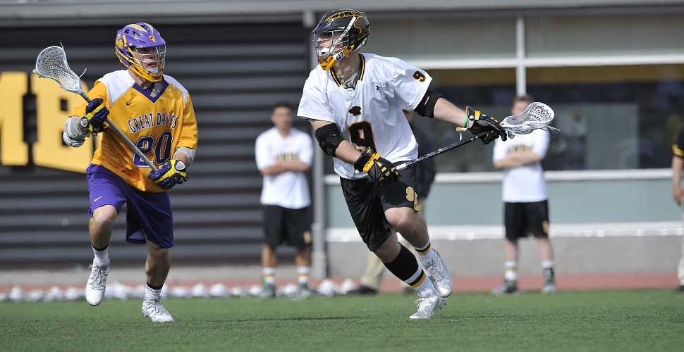 Zach Linkous Tabbed to Compete in USILA/Lax World North-South DI-II Game