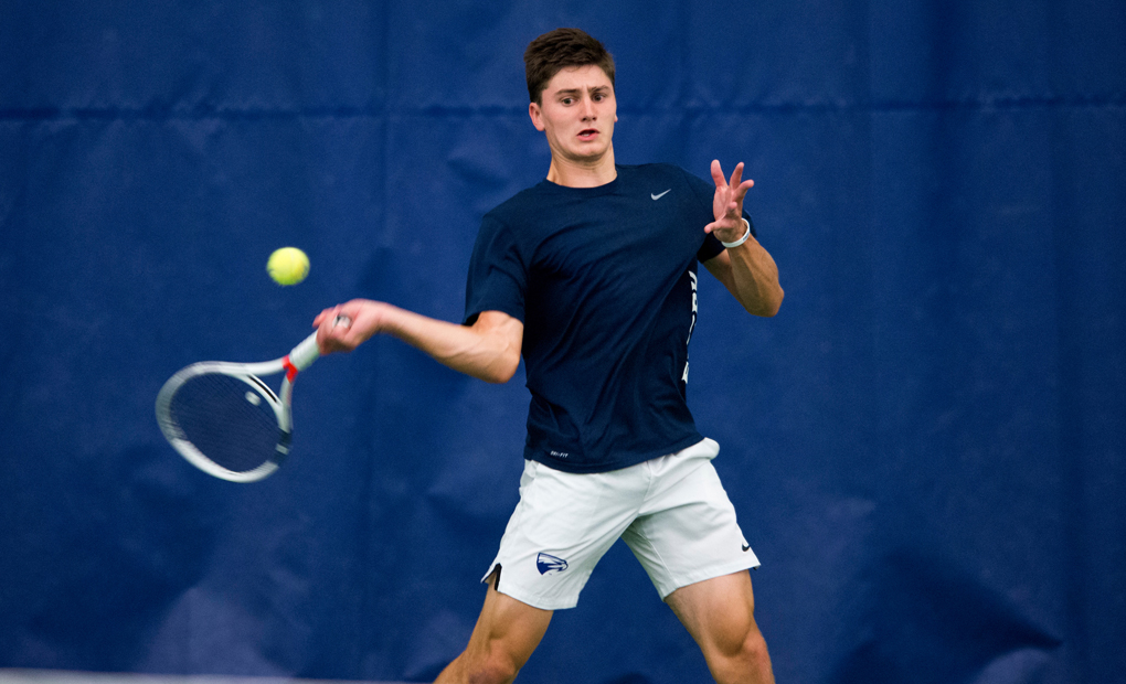 Emory Men's Tennis Wins At Middlebury