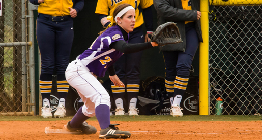 Golden Eagles split OVC twinbill at Eastern Kentucky