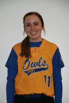 Williams named Association of Division III Independents Softball Player of the Week