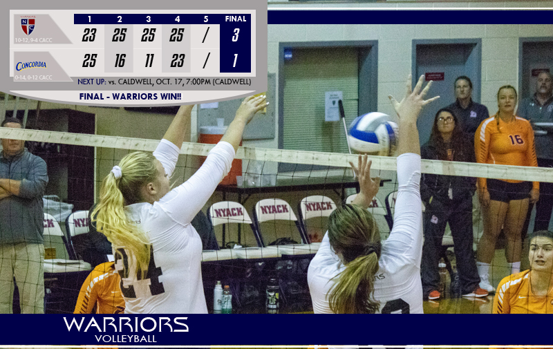 Zuhlke Reaches Career-High 24 Kills in Win Over Concordia