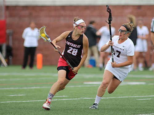 QUARTERFINAL BOUND! Cards Down Springfield, 12-10 in NCAA Third Round