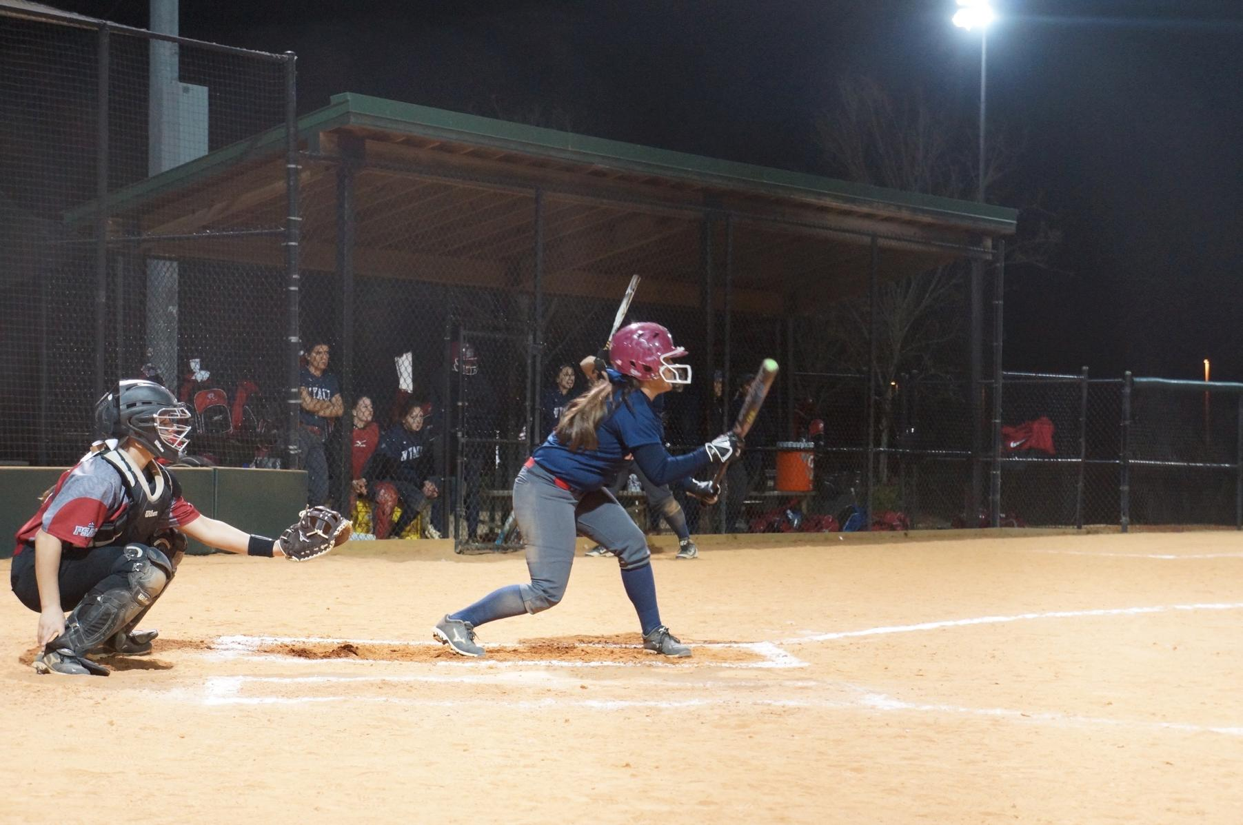 Bloomsburg College Wins Softball Double Header
