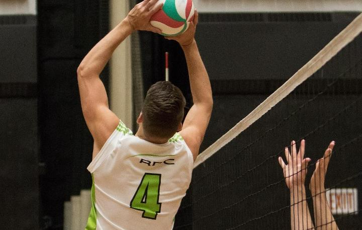Volleyball Kings over Rattlers in five sets