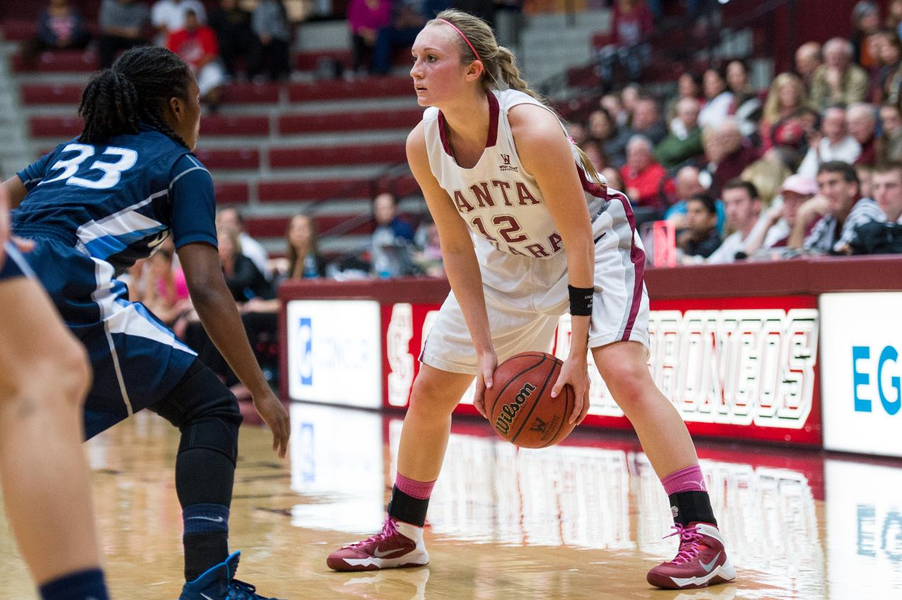 Women's Basketball Finishes Up Regular Season Road Schedule at Pacific, Saint Mary's