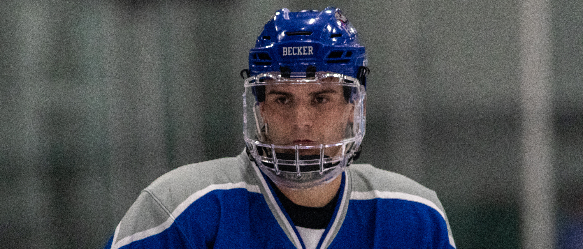Charles Costello, Becker men's ice hockey at Worcester State