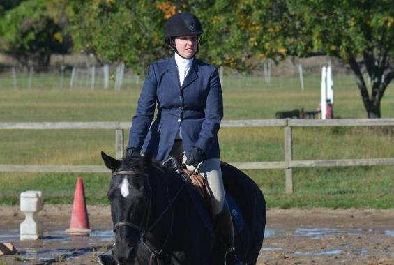 Equestrian Remains in First After Fall Season