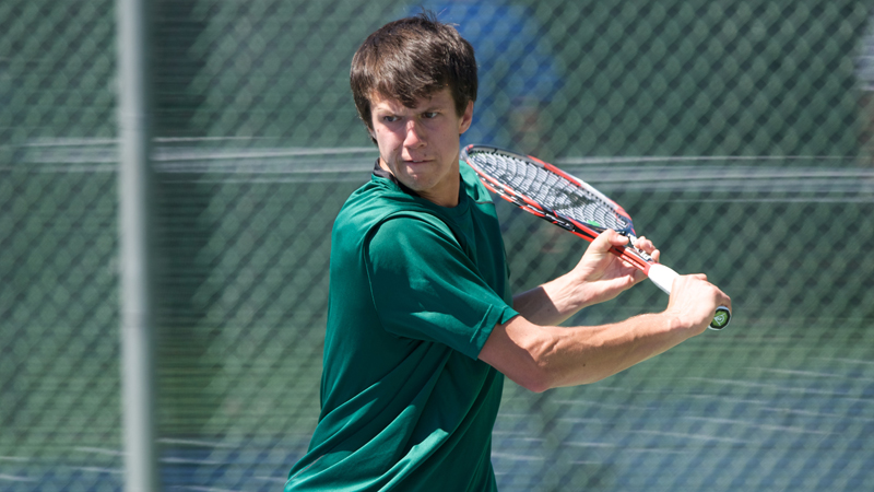 MEN'S TENNIS ERASES 3-1 DEFICIT TO DEFEAT UC DAVIS