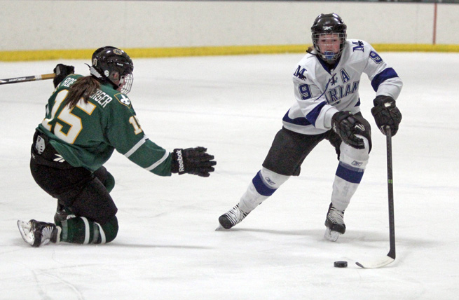 Sabres Sunk by St. Norbert