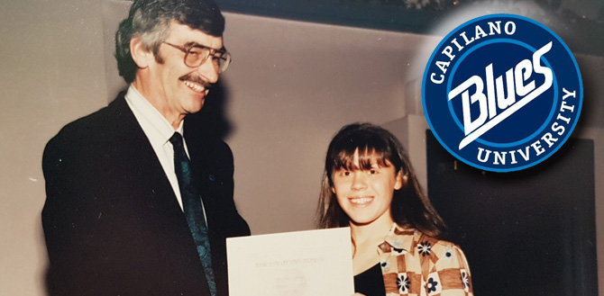 CCAA Hall of Fame Inductee: Melissa Artuso