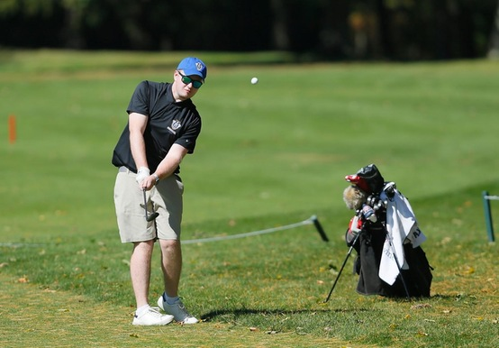 Saints Swing Away at Elms Blazer Invitational