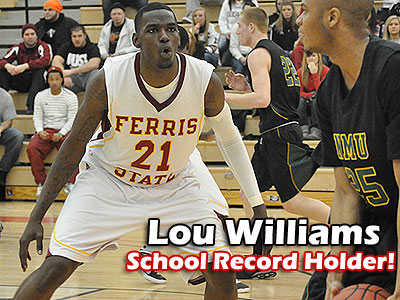 Lou Williams Sets Another School Record