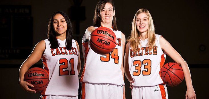 Caltech Finishes Home Slate, Celebrates Seniors