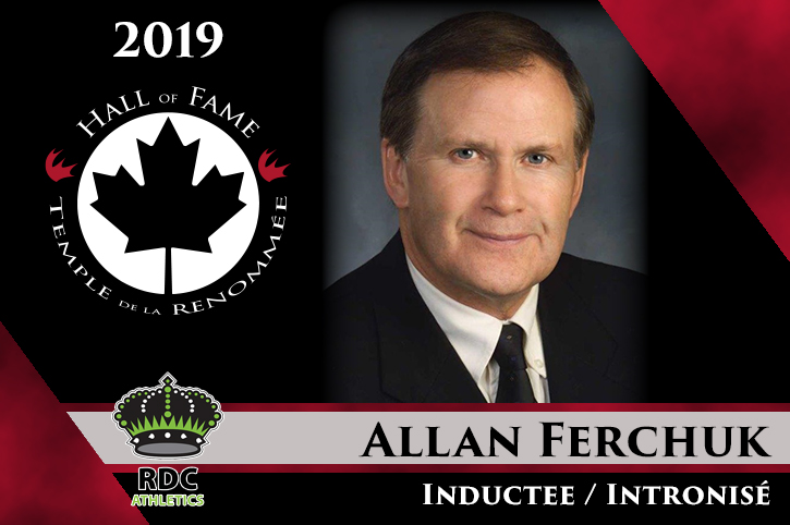 2019 CCAA Hall of Fame Inductee: Allan Ferchuk