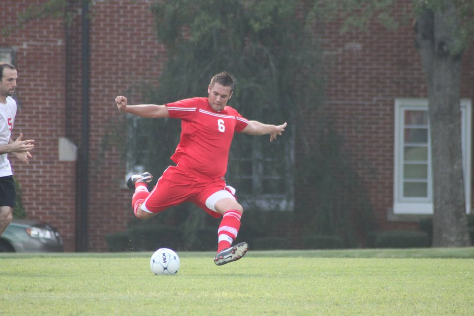Huntingdon men's soccer season ends in GSAC finals