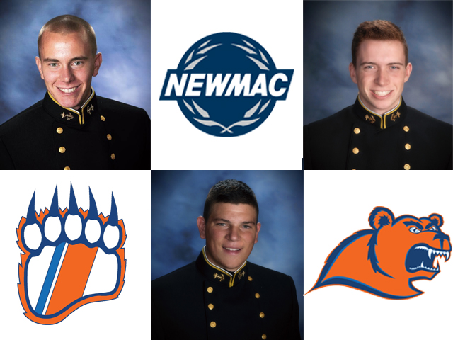 Trio Named to NEWMAC Men's Soccer Academic All-Conference Team