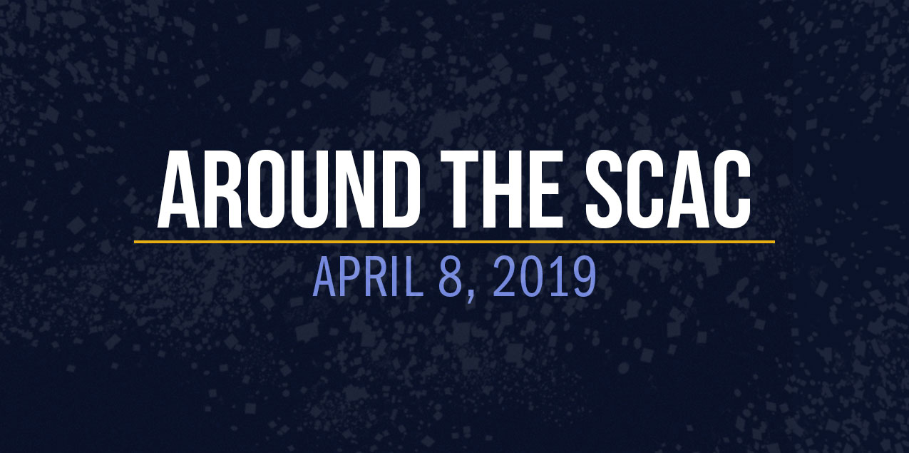 Around the SCAC - April 8