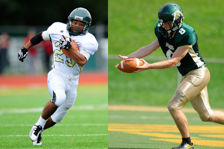 Nichols, Rollins named All-ECAC