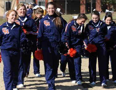 Spirit Squads announce clinic, tryout dates