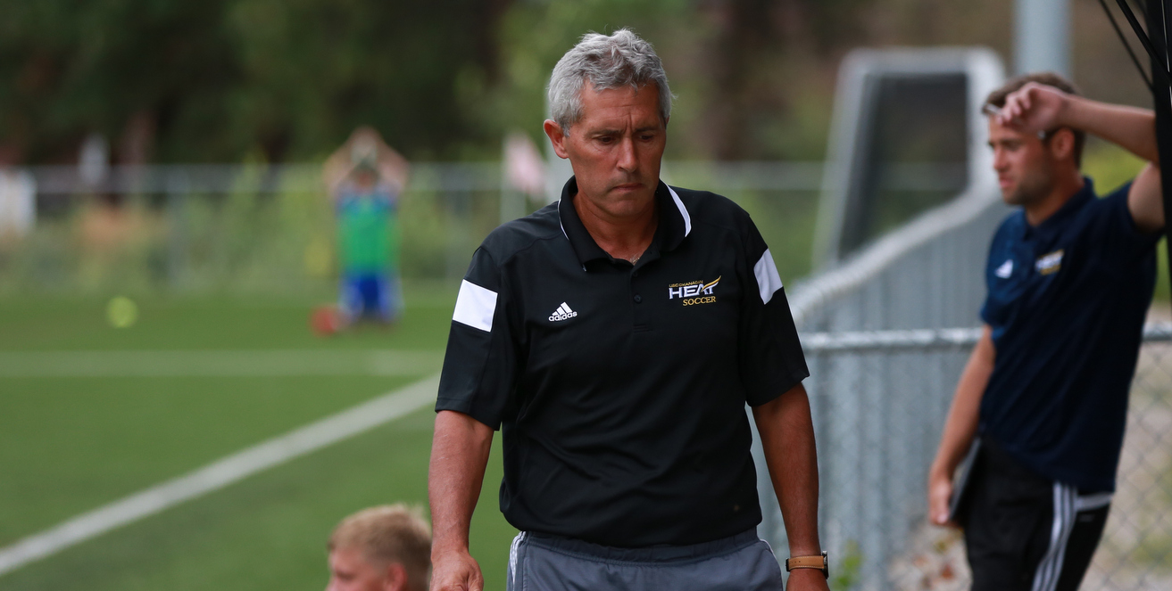 Dante Zanatta key instructor for BC soccer coaches