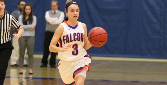 Barkers nets 27, Falcons grind out win over Eagles