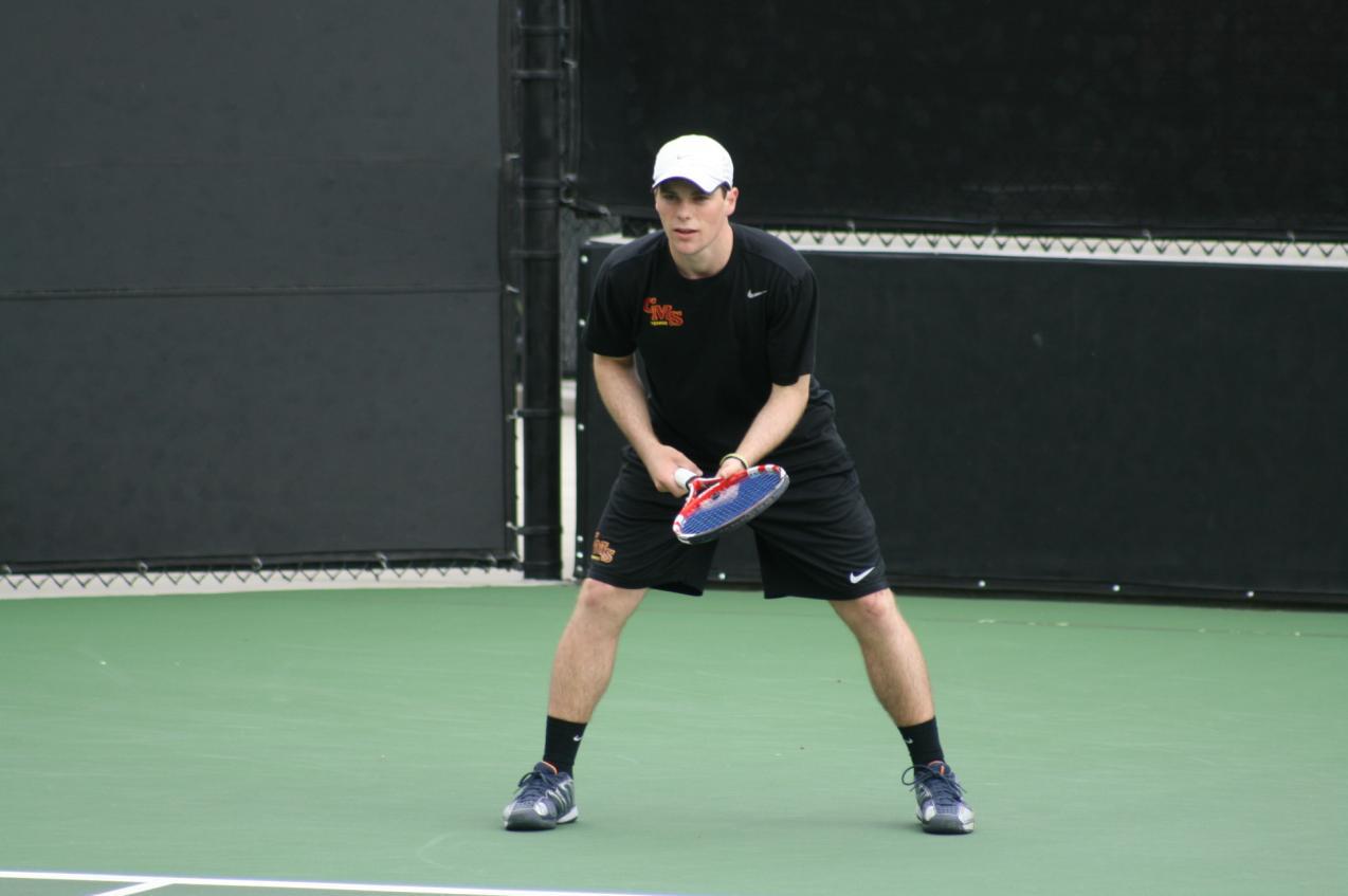 Men S Tennis Vs N C Wesleyan 3 8 13 Claremont Mudd