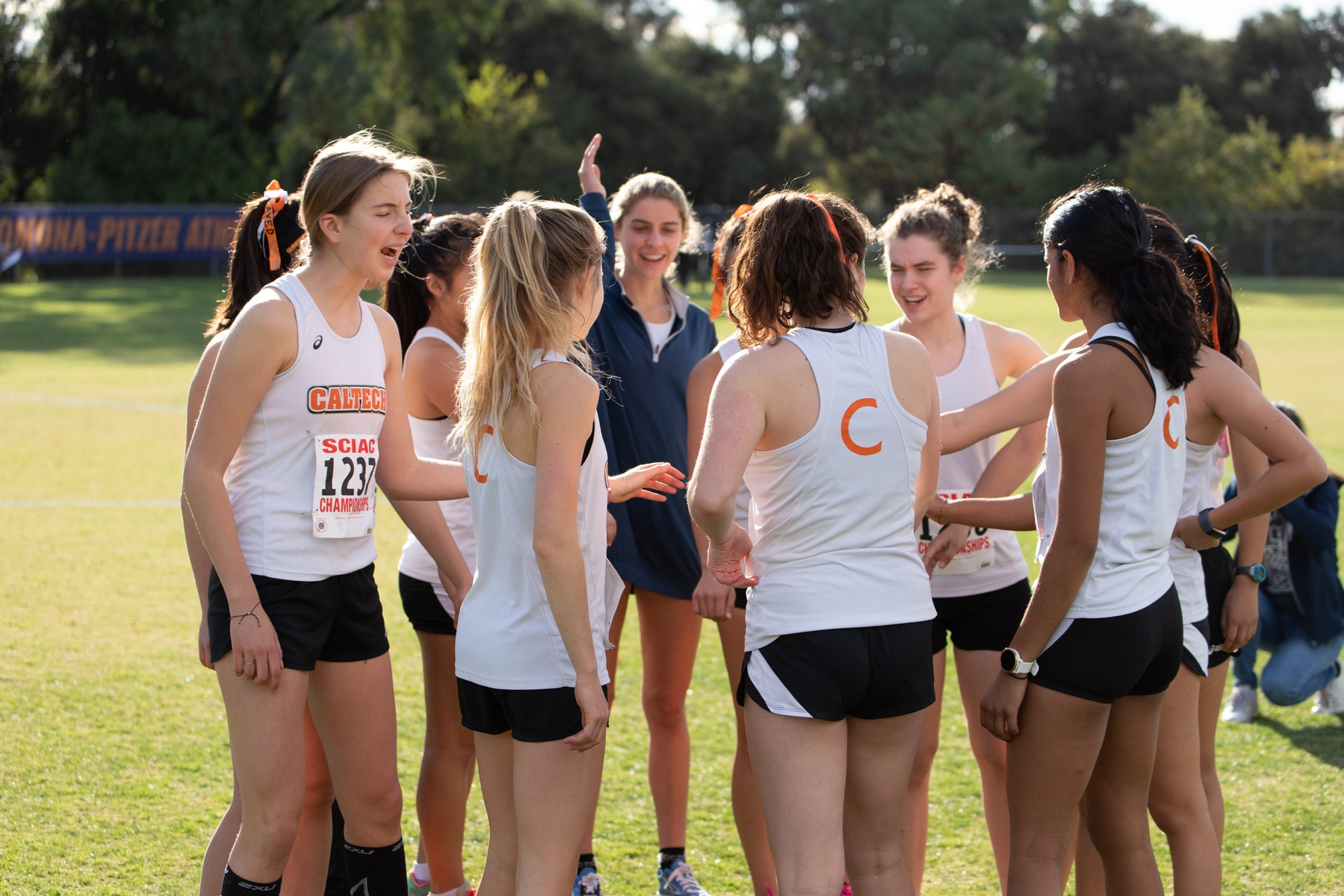 Women's XC Moves to Seventh in Regional Rankings