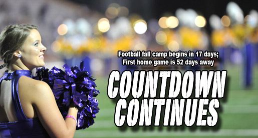 Golden Eagle Football Countdown: Home opening game vs. Maryville Scots