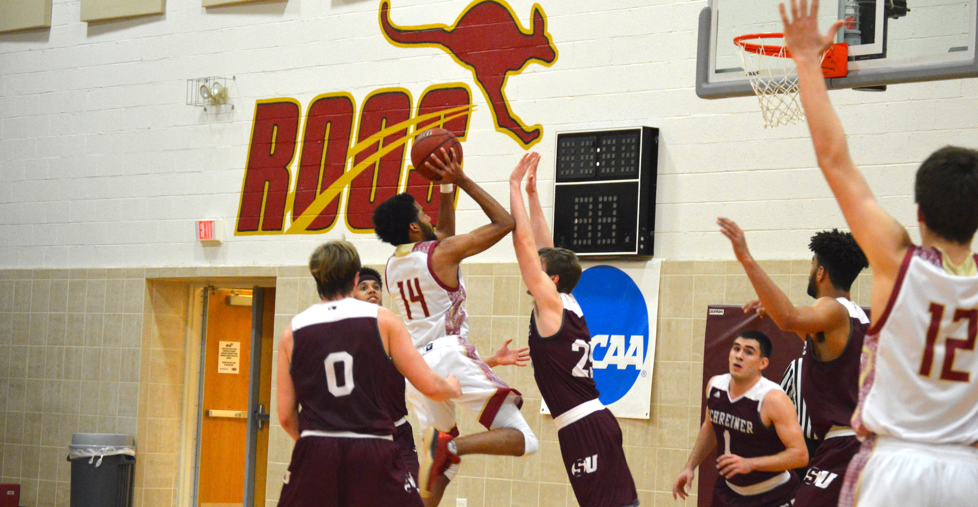 'Roo Men Fall Short Against Schreiner