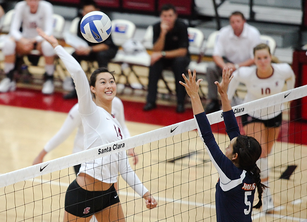 Pepperdine Drops Santa Clara 3-1 Saturday