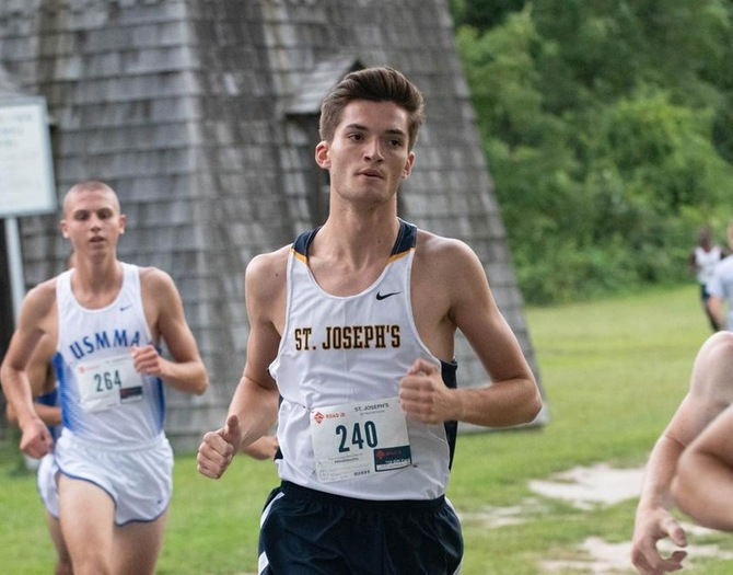 Cross Country Competes at Highlander XC Challenge