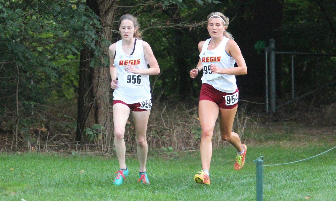 Regis Cross Country Concludes Regular Season at Suffolk Invite