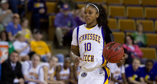 Golden Eagles topped by Auburn in WNIT contest in Eblen Center