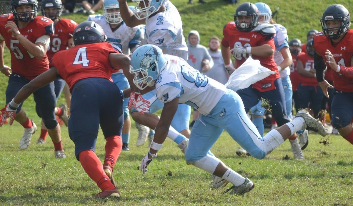 Westminster Football Falls to Martin Luther on the Road