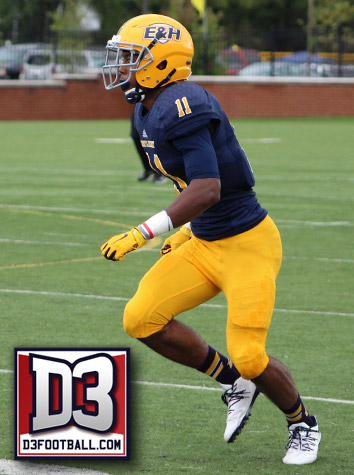 Emory & Henry Football Sees Three Named To D3football.com All-South Region Third Team