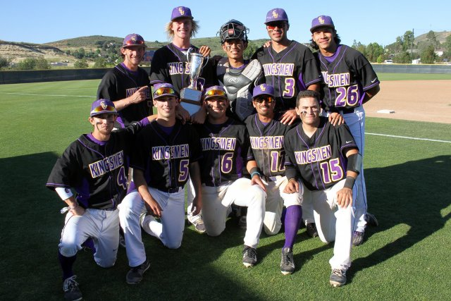 Kingsmen Clinch Fifth Straight SCIAC Championship