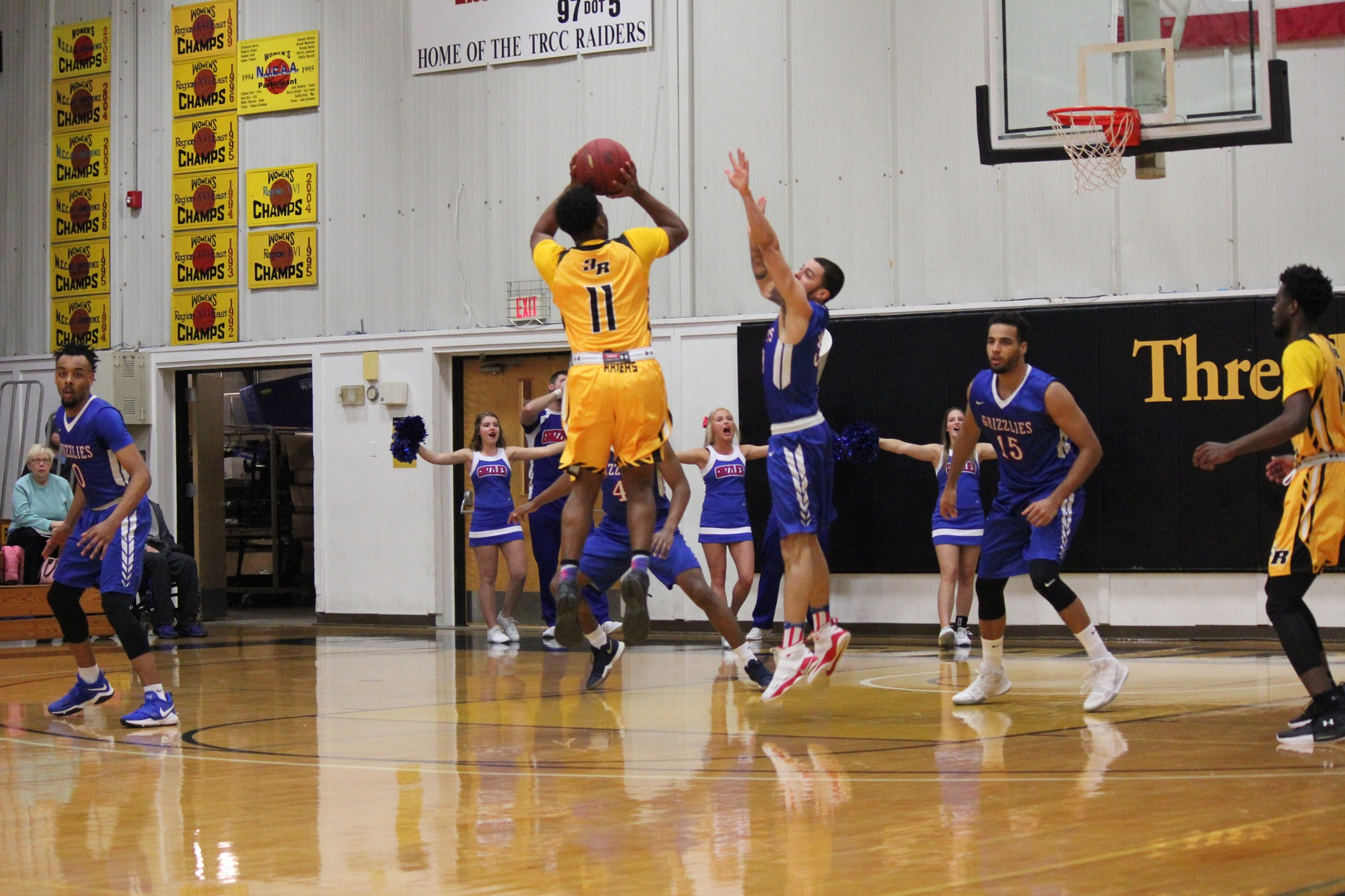 Raiders late rally falls short against MSU-West Plains