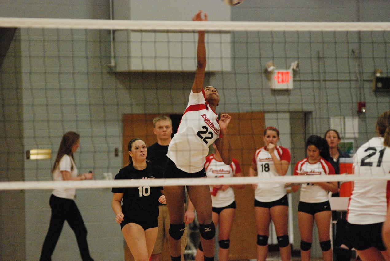 Aricquel Payne Earns Second-Team VB All-ODAC Honors