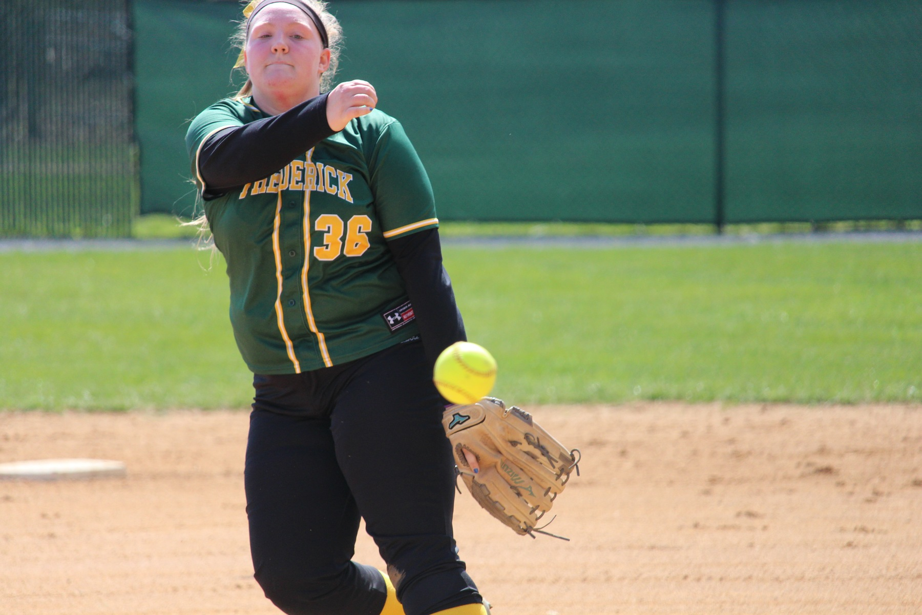 FCC Softball Swept By Catamounts