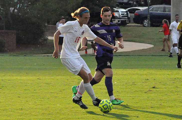 Men's Soccer: Provence scores two goals to lead Panthers past Warren Wilson 3-1 for first win