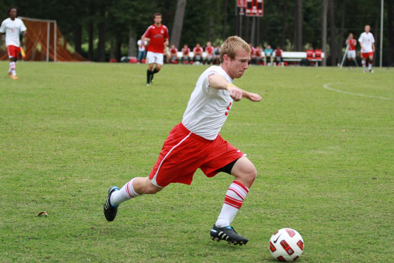 Huntingdon men's soccer loses on two first-half goals