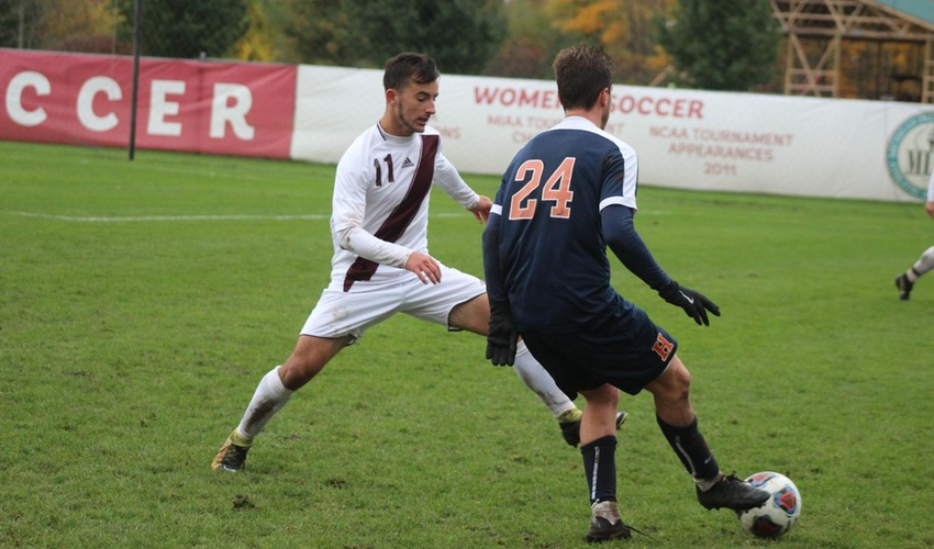 Scots Drop Conference Matchup to Hope 2-1