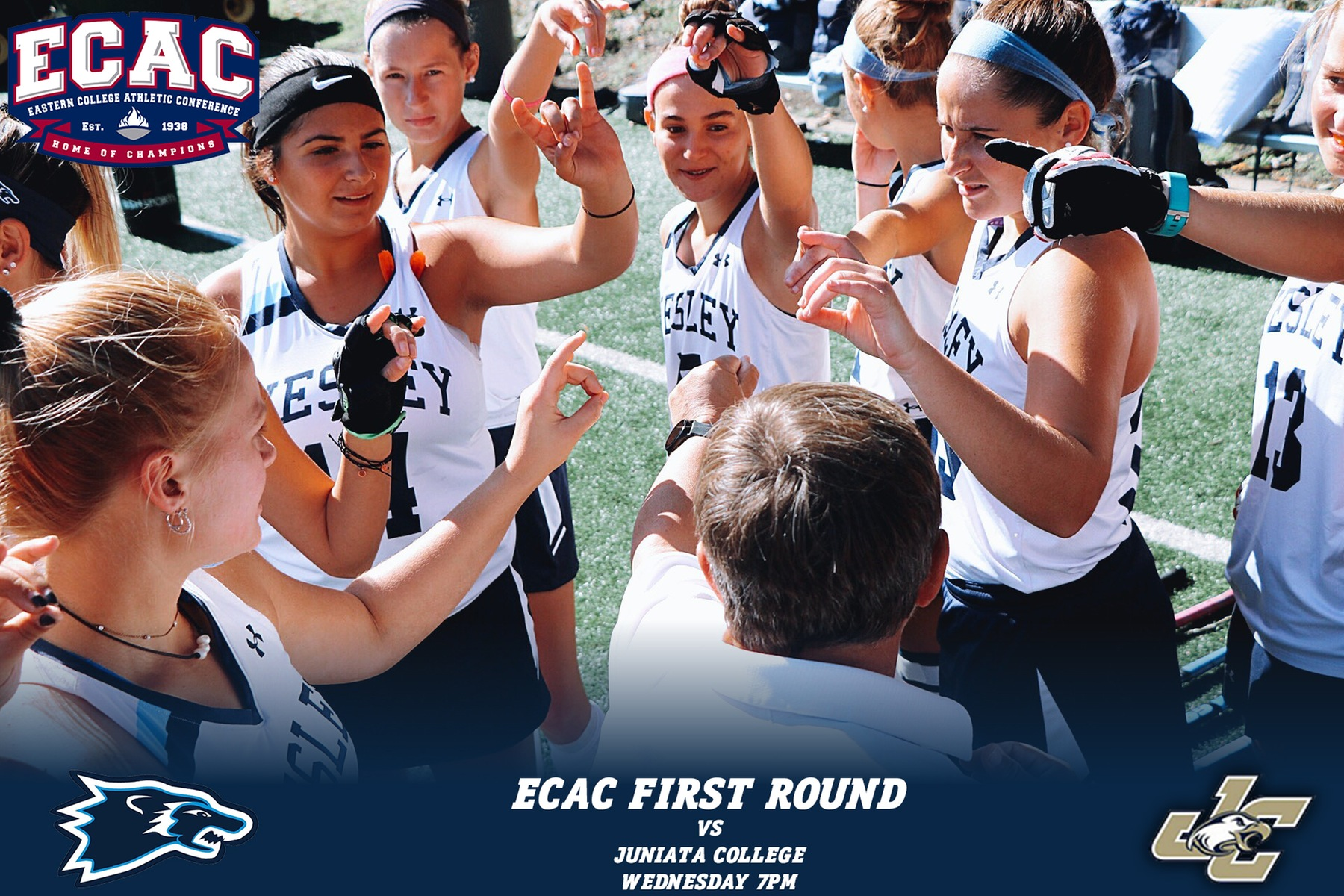 Field Hockey Selected to ECAC DIII Championship Field