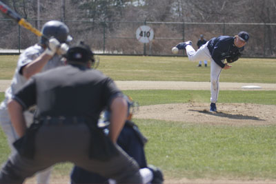 Lasell's Rookie Baseball Program Secures a Spot in GNAC Playoffs