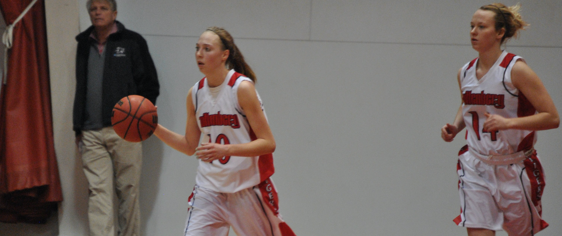 Wittenberg Drops NCAC Contest to Denison on the Road