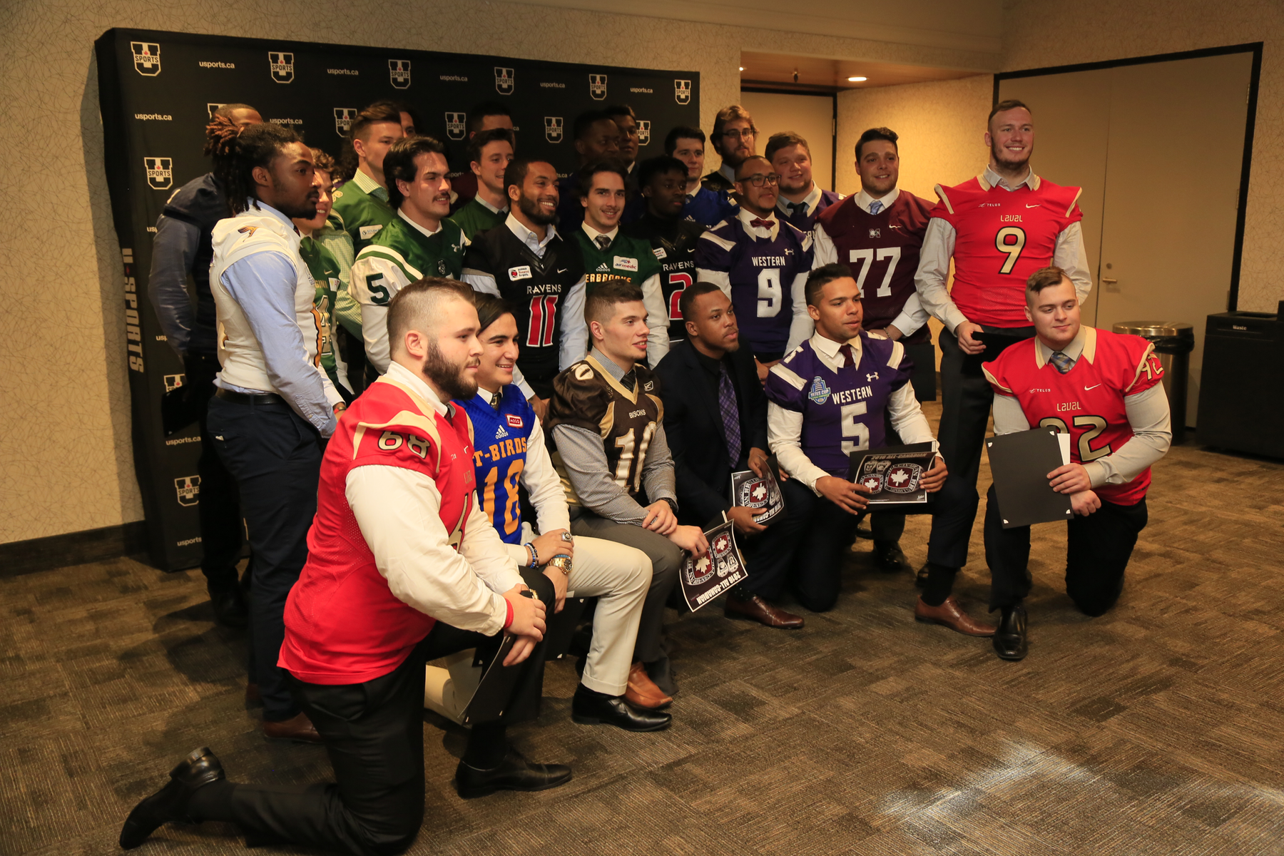 All-Canadian Awards Gala presented by Sun Life Financial All-Canadian teams announced